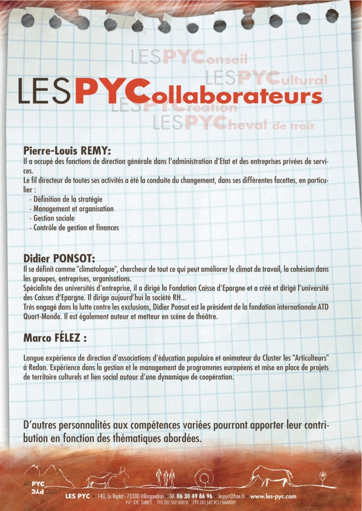 PYCollaborateurs